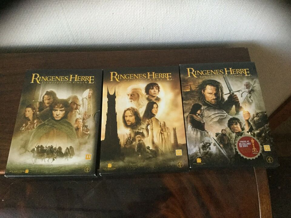 DVD, eventyr