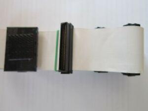 SCSI-Kabel-intern-68-polig-ca-80-cm-lang-5-Pfostenstecker-gebraucht