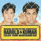 Harold & Kumar Escape from Guantanamo Bay by Various Artists (CD, Apr-2008, Lakeshore Records)