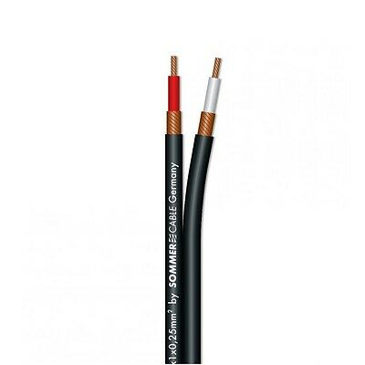Meterware Sommer Cable Patch- & Instrumentenkabel SC-Onyx 2025 MKII 853346
