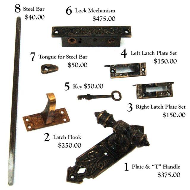 Wooton Desk Parts #4804