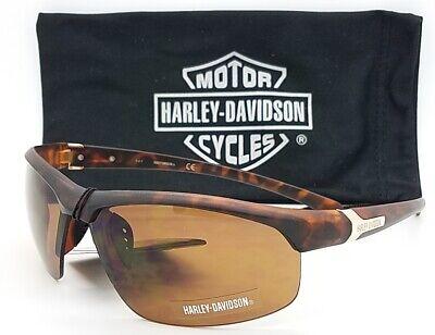 Nouveau Harley Davidson Homme Sans monture Wrap Lunettes De Soleil HD0127V 52E délictuelle Authentique
