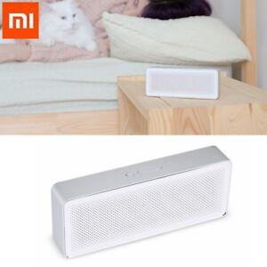 Xiaomi-Cuadrado-Caja-2-Altavoz-Auxiliar-Bluetooth-Inalambrico-4-2-con-microfono