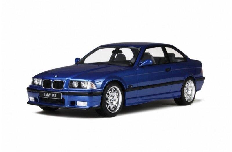 a precios asequibles Otto Mobile BMW M3 E36 E36 E36 2018 1:12 Azul metallic  comprar marca