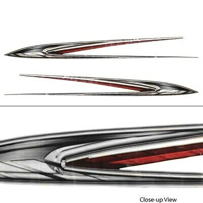 Boat Decals 05732004Glastron 09 GT 249 141 x 12 Inch Set of 2