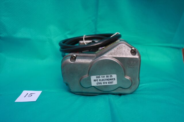 MERCEDES THROTTLE BODY ACTUATOR  000 141 93 25---REPAIR SERVICE-- 3 YR WARRANTY