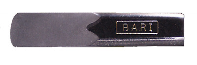 Medium Soft,2.5-3,BRCLMS Bari Woodwinds Original Series Synthetic Clarinet Reed