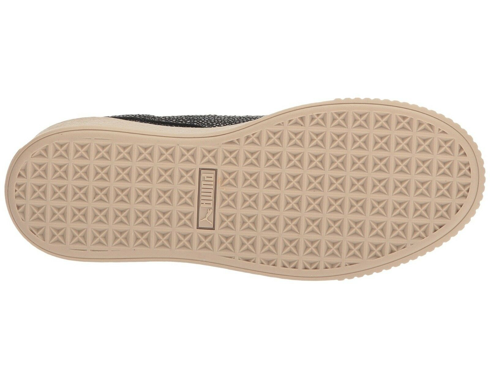 PUMA Women's Platform Lux Wn Wn Wn Sneaker color Puma Black Size US 8 763234