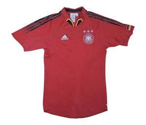 Germania 2004-06 ORIGINALE TERZO Camicia (eccellente) S Soccer Jersey