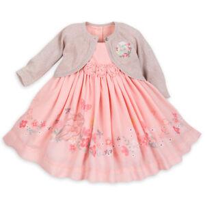f1b20f0ffc02 DISNEY STORE MISS BUNNY FANCY DRESS SET SWEATER WITH GLITTER SHEEN ...