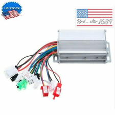Motor Speed Controller 36v 48v Brushless Dc For Electric Bicycle Scooter E Bike