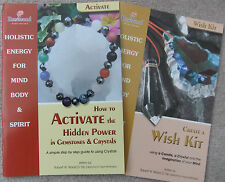 GEMSTONES & CRYSTALS - How to Activate + BOGOF- Create a WISH KIT 2 Great Books