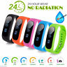 Smart Wrist Band Watch Pedometer Bracelet Sleep Sports Fitness Activity Tracker