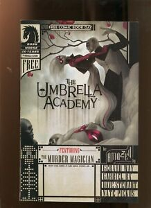 Free comic book day umbrella academy