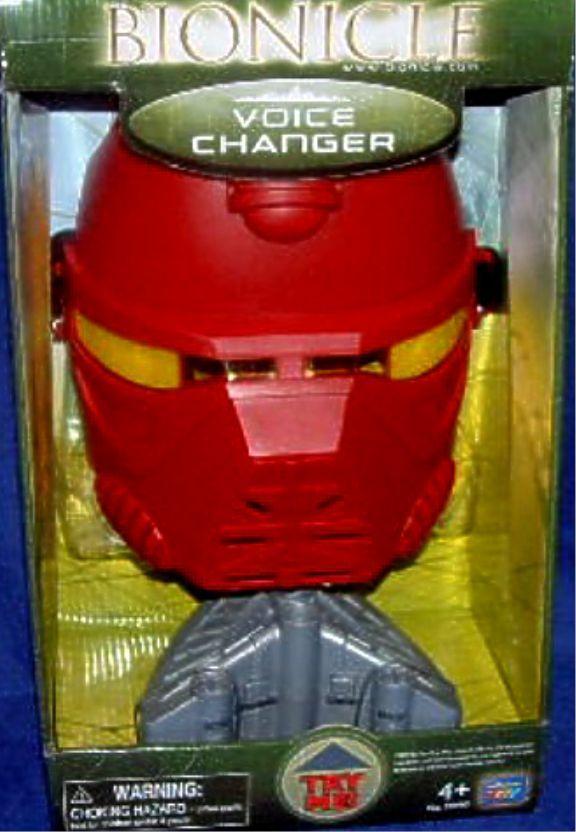 Lego bionicles voice changer maske elektronische klänge leuchten augen neuen 05