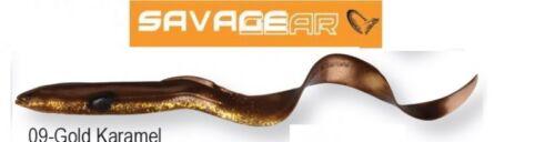 Savage Gear Real Eel Loose Body Gummiaal Gummifisch 15cm, 20, 30 o. 40cm