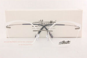 bd02a2d3102 Image is loading New-Silhouette-Eyeglass-Frames-TMA-Icon-Accent-Rings-