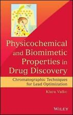 Physicochemical and Biomimetic Properties in Drug Discovery PDF