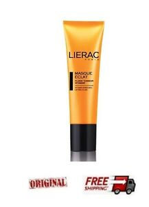 LIERAC-Masque-Eclat-Facial-Mask-With-Yellow-Clay-50ml