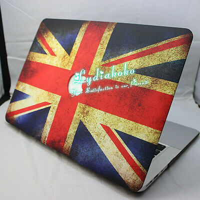 "Rubberized Quicksand Matte Hard Case Cover For Macbook Air White Pro 11"" 13"" 15"""