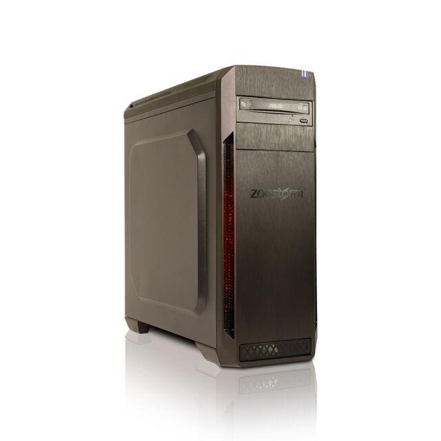 Zoostorm AMD ryzen 1400 QUAD CORE GAMING PC, 8 Go, 1 To, RX570, DVDRW, WIFI, Win10