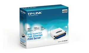 TP-LINK-TL-PS110P-Single-Parallel-Port-Fast-Ethernet-Print-ServerWindows-10-F33