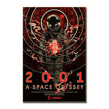Movie T-1033 Art Poster 24x36 27x40-2001 Space Odyssey 1968