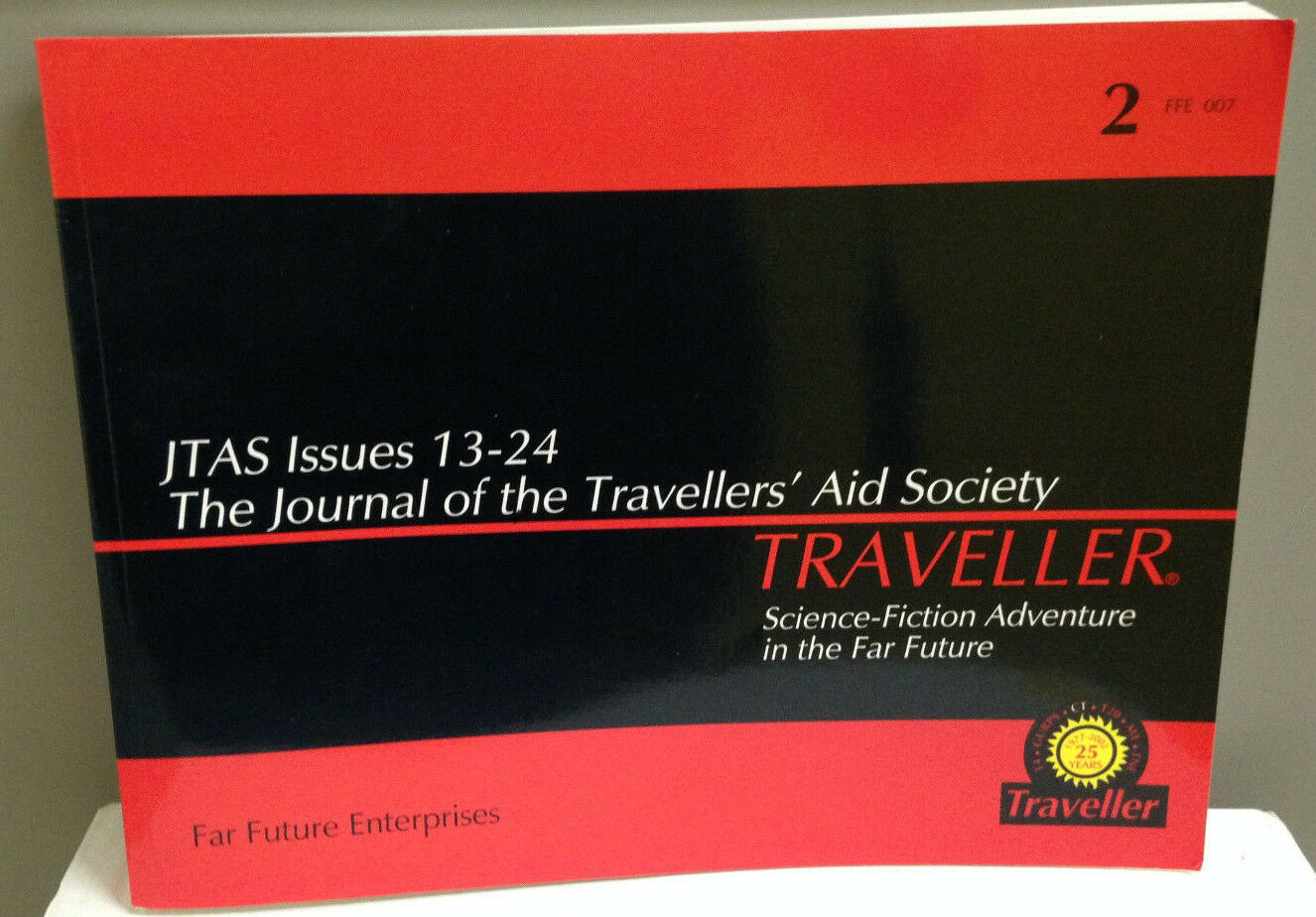 The Journal of the Travellers Aid Society - Issues 13-24 - New