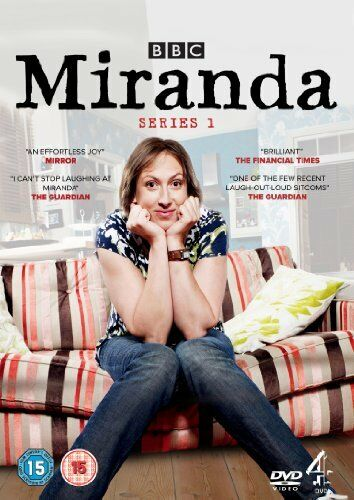 1 of 1 - Miranda - Series 1 [DVD] By Miranda Hart,Patricia Hodge,Nerys Evans.
