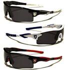 Polarized Khan Wrap Around Men's Sport Cycling Fishing Baseball Sunglasses