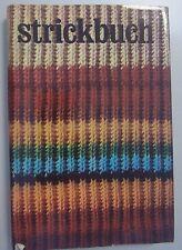 Strickbuch /E.M.Chanzan /Handstrickerei ,Maschinenstrickerei Hobby Handarbeiten