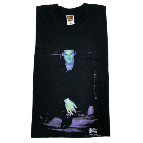 Vintage Buffy The Vampire Slayer T-Shirt XL ANGEL