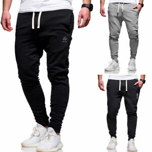 Jack-amp-Jones-Herren-Jogginghose-Sweat-Pants-Herrenhose-Sporthose-Hose-Slim-Fit
