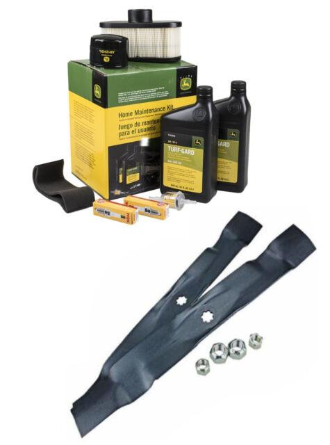 john deere original equipment model x300 maintenance kit