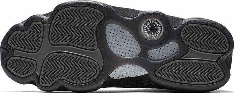 Nike air jordan horizont premium - psny schwarz / weiß - premium platin 827432 002 männer sz 12,5 36520a
