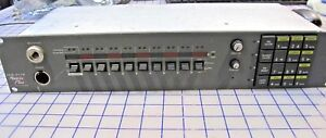 Clear-com-Intercom-Systems-ICS-2110-Display-Panel-Station-for-Matrix-Plus-3