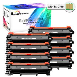 New TN760 Toner with IC Chip for Brother TN730 MFC-L2710DW L2730DW L2750DW Lot