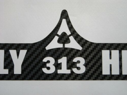 *** POLY 318 VALVE COVER DECALS ***