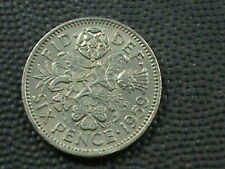 GREAT BRITAIN   6 Pence   1959   *