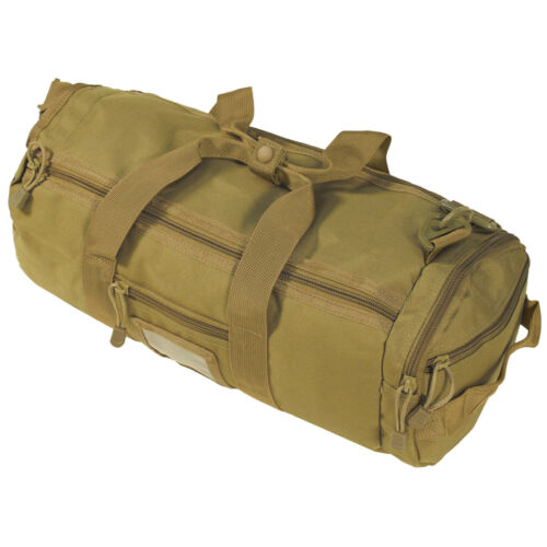 MFH MOLLE Operation Bag 12L Hunting Fishing Outdoor Security Duffle Coyote Tan