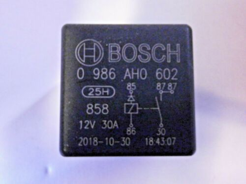 Fuel Injection Relay Bosch for Range Rover Classic Disco 1 V8 EFI AFU2913L
