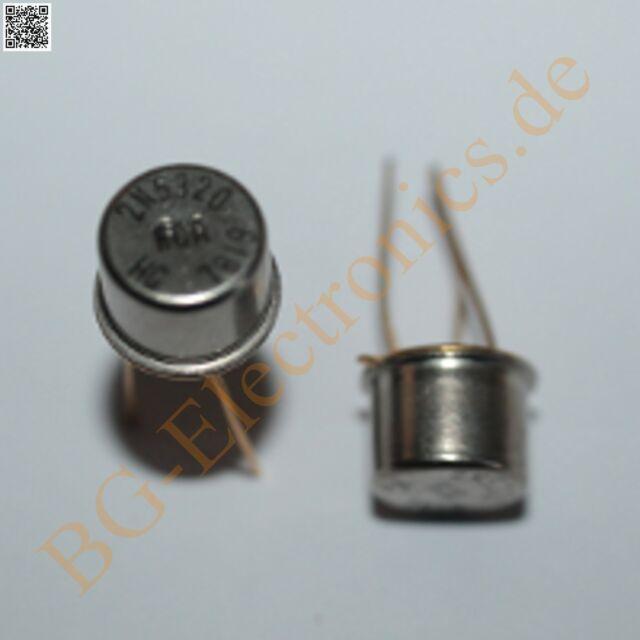 1 x 2N5320 Bipolar Transistors - BJT NPN Ampl/Switch RCA TO-39 1pcs