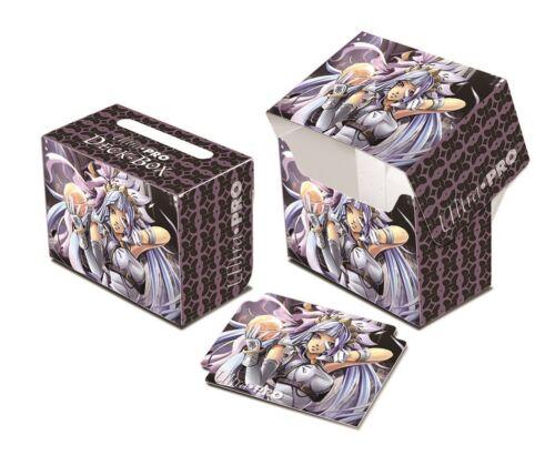 Mu Huang Hou Deck Box Ultra Pro ~ Generals Order
