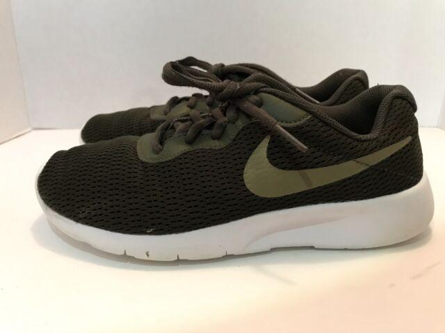 Kinder 302 818381 Sneaker Oliv Nike GS Tanjun Schuhe TlKFc1J