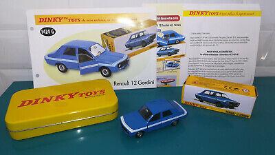 R12 Gordini ref 1424G Renault 12 1424 G au 1//43 de dinky toys atlas