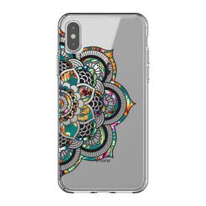 Coque Iphone XS MAX mandala 5 fleur