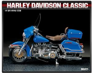 "1//10 Harley Davidson classic/""The Iron Horse 80 Big Twin/""// Academy//Modellbausätze"