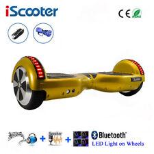 6.5 Zoll BLUETOOTH Overboard Elektro Self Balance Scooter Roller Elektro-Scooter