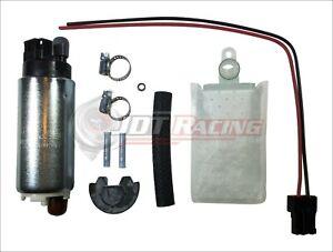 Genuine Walbro 350lph HP Fuel Pump Kit for 91-96 MR2 84-92 Supra 85-93 Celica