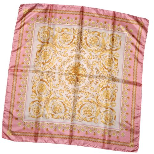 tags RRP £299 Versace  Silk Scarf  Large Brand New